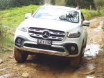 Mercedes ute sets a new standard