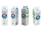 Brownes Dairy is the first Australian company to sell milk in renewable cartons.