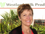 Westland Milk Products chief executive Toni Brendish.
