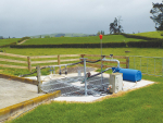 Effluent storage offers increased flexibility