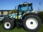 Farmers want more police officers in rural areas to fight organised crime.