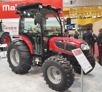 Square-off in the tractor market