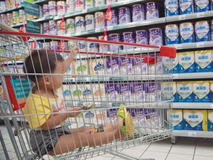 Infant formula and nutritional products are the flavour of the month for Australian dairy processors.