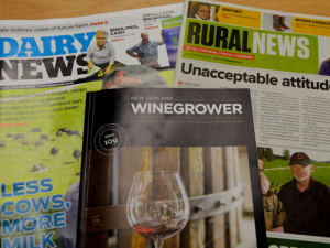 Rural News Group 'here to stay'
