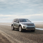 Land Rover's Discovery Sport first in range