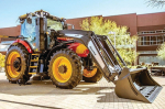 Versatile's new Nemesis tractor is out to make a name for the company.
