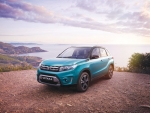 The second generation Vitara has been 4 years in development.