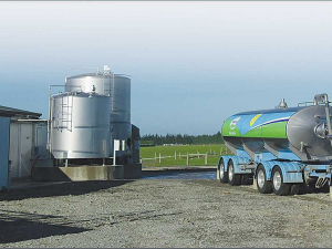 Fonterra is installing a new vat monitoring system on its supplier farms.