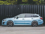 The Levorg 2.0 GT-S is the successor to the Legacy GTB wagon.