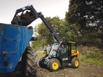 JCB's small but powerful telehandler.