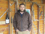 New Zealand's Young Horticulturist of the Year – Simon Gourley.
