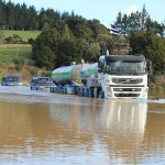 Flooding in Northland July 2014