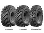 Tyres made for tough terrain