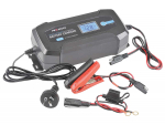 Battery charger range recharged