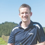 Ballance science manager Aaron Stafford