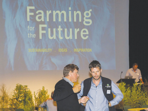 Farming for the Future seminar aims for fresh ideas