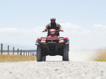 Suzuki KingQuads have undergone upgrades based on onfarm testing in NZ.