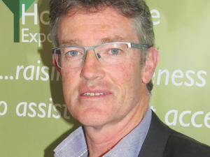 Horticultural Export Authority chair Simon Hegarty.