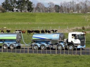 Fonterra global dairy trade platform