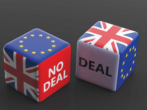 Britain and the EU will try and hammer out a deal before the end of the year - where a no deal is more than possible.