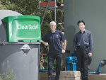 ClearTech delivers massive water savings for farm