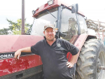 Canterbury arable farmer Earl Worsfold says there's potential in growing specialty grains and pulses.