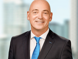 Outgoing Fonterra chief executive Theo Spierings.