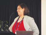 Moana Fisheries HR manager Katrina Thompson was a keynote speaker.