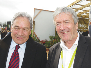 Neither Winston Peters or Damien O'Connor have replied to the letter.