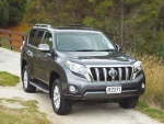 The 2016 Land Cruiser Prado has stayed true to its roots.