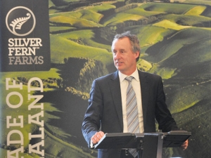 SFF chief executive Dean Hamilton understands farmer frustration.