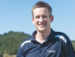 Ballance Agri-Nutrients science manager Aaron Stafford.