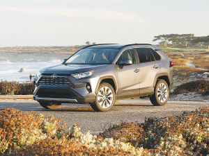 2019 Rav 4 unwrapped