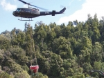 The work is planned for areas of the Kaweka Range where TB-infected wildlife has been found.