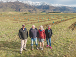 Mt Pisa Station's landowners, the MacMillan family, are also investors in a $15.5 million cherry projet on their property by horticultural investment firm Hortinvest.