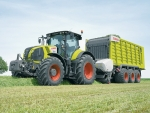 Claas adds big beast to Axion range