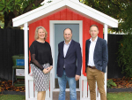 Alliance partners with Ronald McDonald House South Island