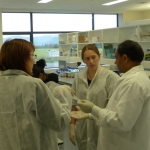 Increased food microbiology training