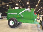 The Keenan Orbital spreader.