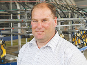 Federated Farmers economics and commerce spokesperson Andrew Hoggard.