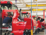 Rising material costs putting pressure on machinery pricing