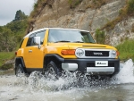 The Toyota FJ Cruiser.