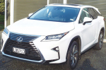 The Lexus RX 350L was Rural News' car of 2018.