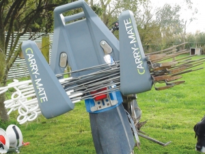 Innovation in electric fence handling