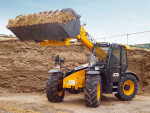 JCB Series III Loadall.