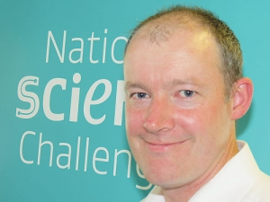 AgResearch's Richard McDowell is head scientist on the project.