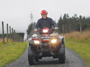 Former All Black hard man Richard Loe is leading the charge for farmers to  improve their on-farm safety record.