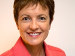 Toni Brendish, Westland Milk Products' new chief executive officer.