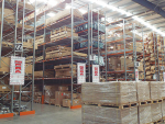 EMD warehouse in Auckland.