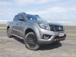 Nissan Navara's 450 Twin Turbo package looks good.